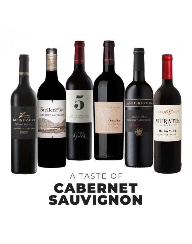 A Taste of Cabernet Sauvignon