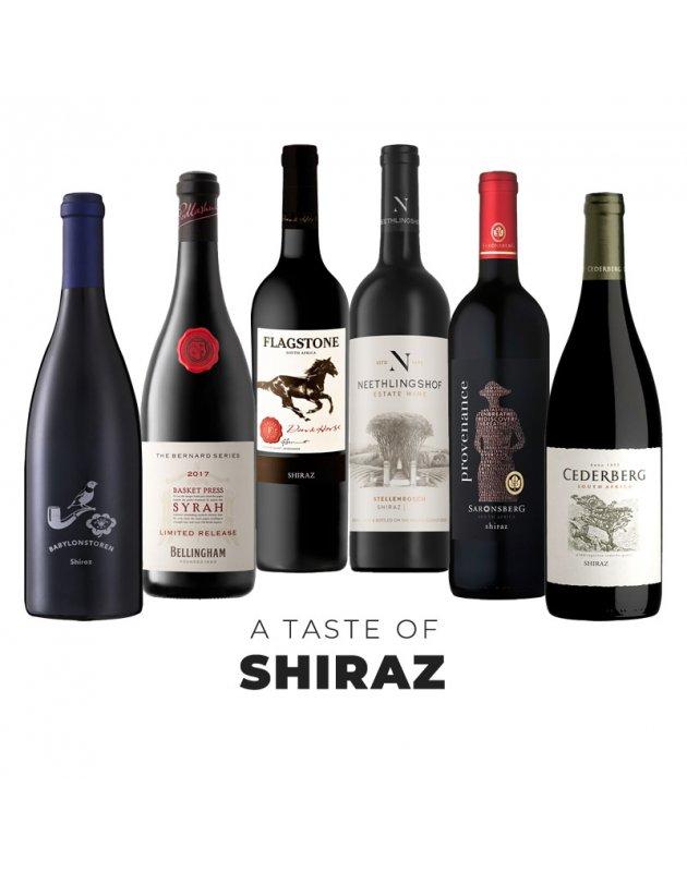 A Taste of Shiraz