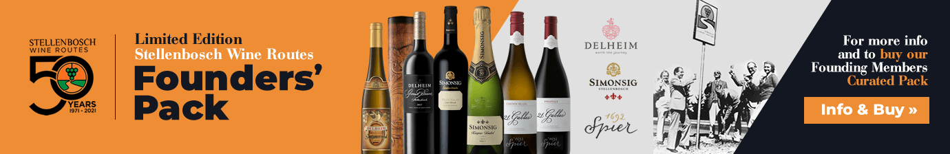 Stellenbosch Wine Routes Founders' Pack